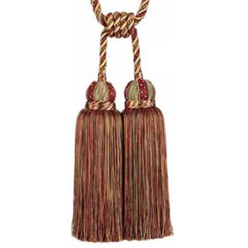 Double Tassel Tie-Back Art. 4110-20 9607