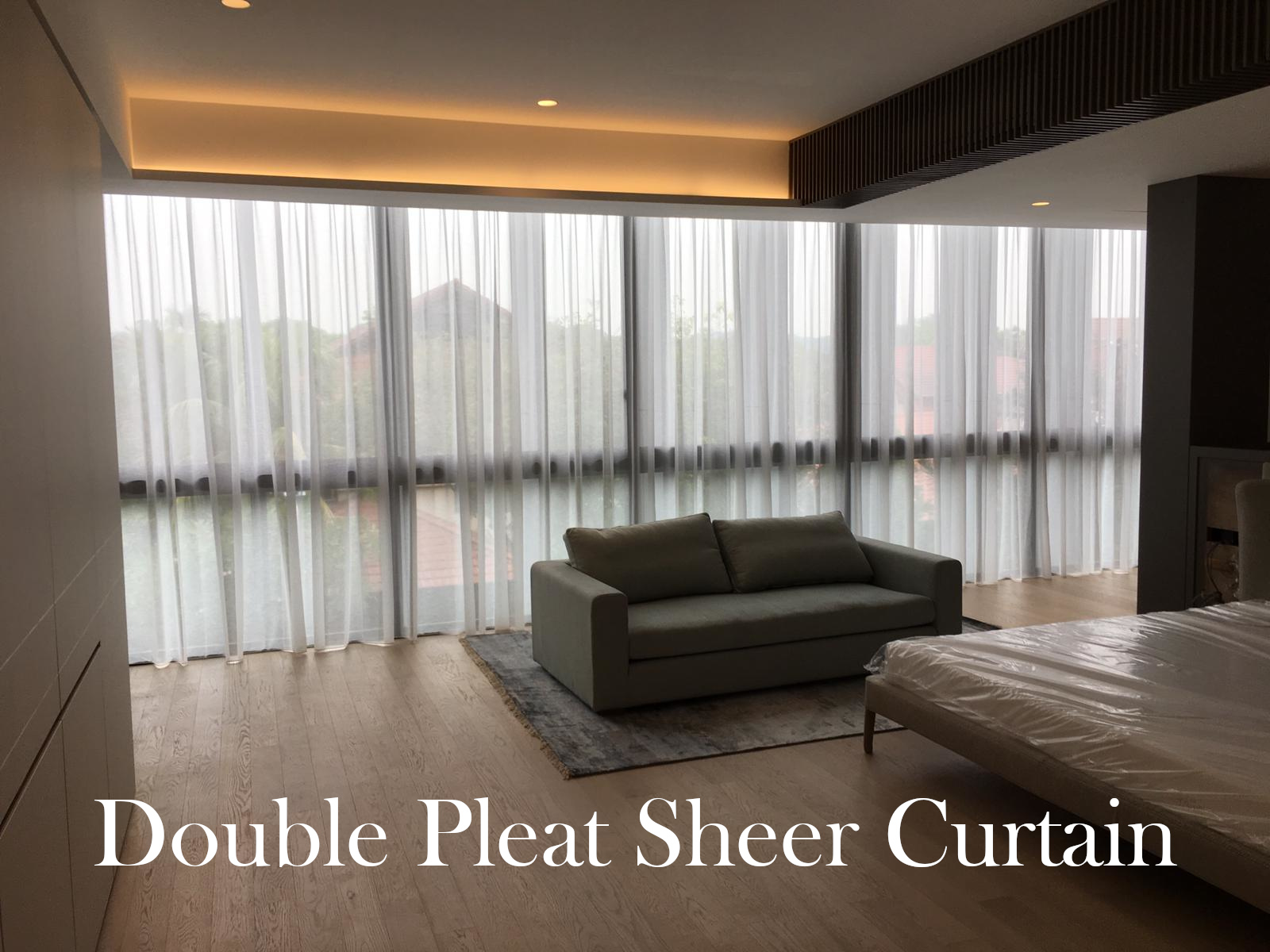Cypress Avenue Double Pleat Curtain 05