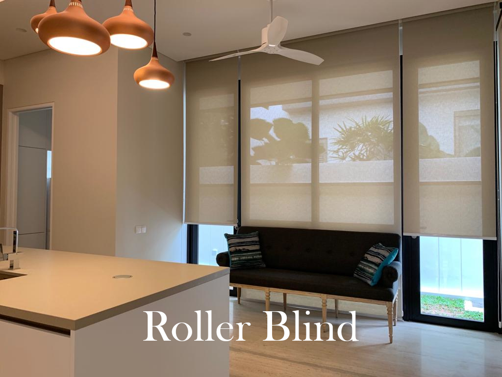 Cypress Avenue Roller Blind 07