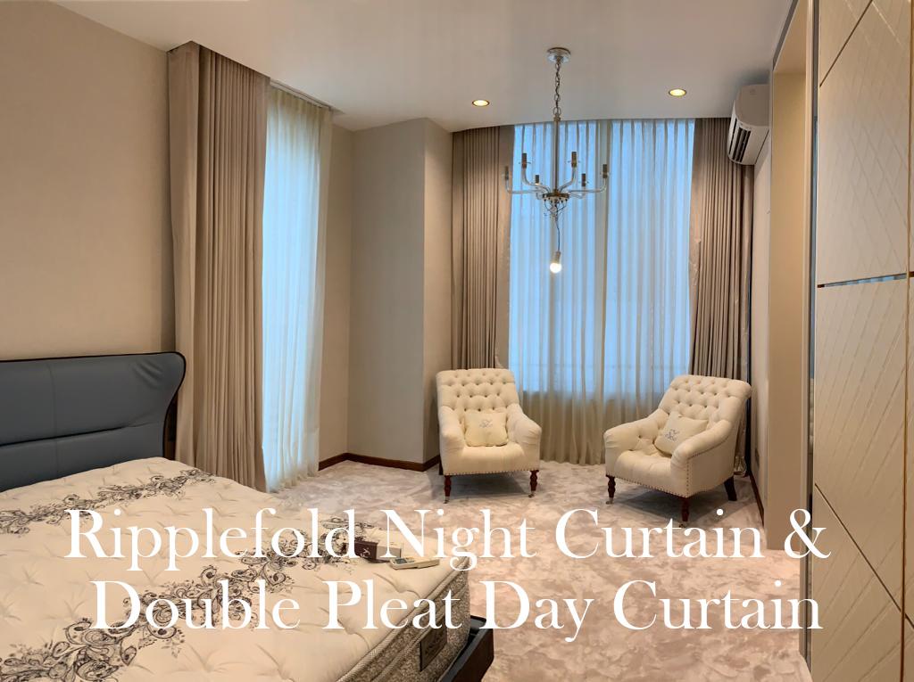 Greenfield Drive Ripplefold Curtain 01